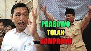 Video Mantap Presiden!!! Prabowo Tolak Utusan Jokowi MP3, 3GP, MP4, WEBM, AVI, FLV April 2019