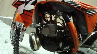 7. 2 Stroke - 2012 KTM 250 SX Bike Setup