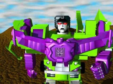 Transformers Gangnam Style Parody - Oppa Autobot Style 3d Animation ...