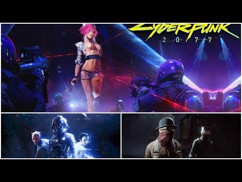 У Cyberpunk 2077 проблемы со стрельбой и машинами   Игровые новости