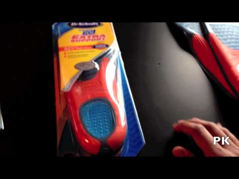 Dr.Scholls Massaging Gel Extra Support Insoles - Review & Thoughts
