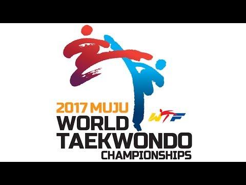 [Live_Day3:Court2]2017 World Taekwondo Championships, Muju (W-67kg, M-68kg)