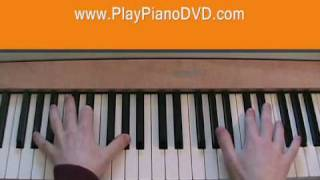 How to play Mr. Brightside by The Killers on Piano