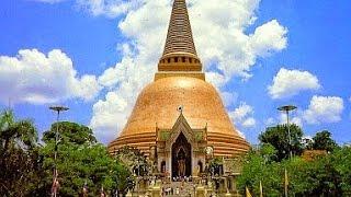 Nakhon Pathom Thailand  City new picture : PHRA PATHOMMACHEDI [Nakhon Pathom, Thailand]