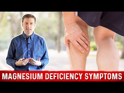 The Top Symptoms of a Magnesium Deficiency (видео)