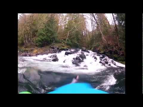 TIlton River Slo Mo kayaking