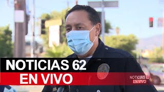 Investigan incidente crítico en Hollywood – Noticias 62 - Thumbnail