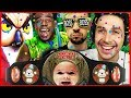 JackSepticEye vs N60Sean vs Austin Creed vs Vanoss | BIRTHDAY SPECIAL | WWE 2K17