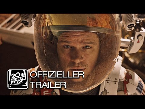 Der Marsianer - Rettet Mark Watney | Trailer 2