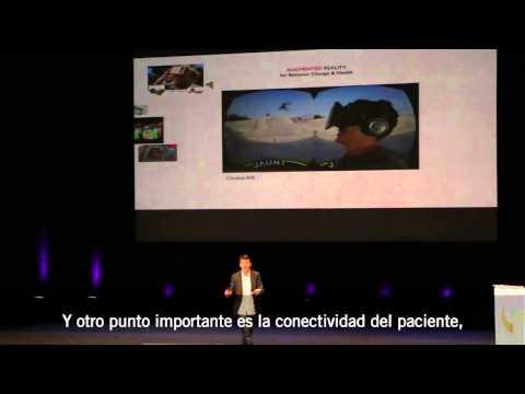 Entrevista a Mr. Daniel Kraft, experto en tecnología aplicada a la Salud