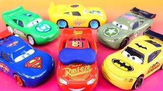 Video Disney Pixar cars 3  Lightning McQueen Dreams Jackson Storm Rescue Imaginext Batman Hulk Smash MP3, 3GP, MP4, WEBM, AVI, FLV Mei 2017