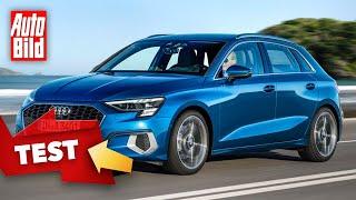 Audi A3 (2020): Test - Kompakt - Infos by Auto Bild