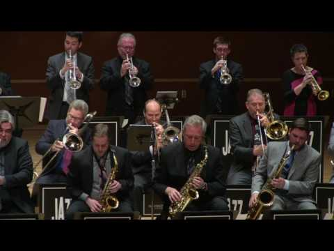 Vosbein Magee Big Band plays George West's