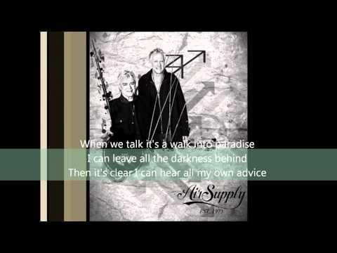 Tekst piosenki Air Supply - I Won't Let It Get In The Way po polsku