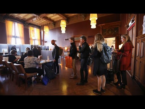 Εxit Polls: Προβάδισμα των Εργατικών στην Ολλανδία