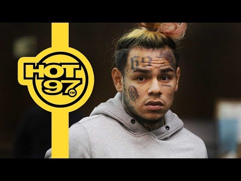 Ebro Sounds Off On 6ix9ine Arrest & Gets A Letter From The NYPD