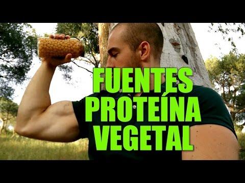 MEJORES PROTEÍNAS VEGANAS/VEGETALES/VEGETARIANAS -Mis fuentes de proteína preferidas- VeganBuilding