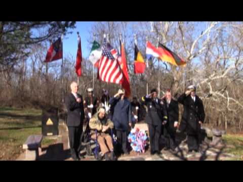 USNM Film of the Philadelphia Chapter Pearl Harbor Wreath Laying Ceremony