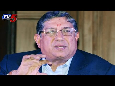 Mudgal Committee Decision On BCCI Former President Srinivasan : TV5 News