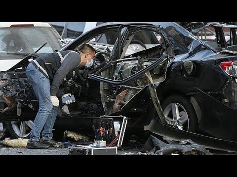 Kίεβο: Εκτέλεση με βόμβα σε αυτοκίνητο