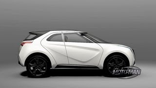 Motoman - Building The 2011 Hyundai Curb Concept Car -- Part Two -- Motoman.tv