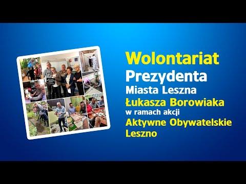 Wolontariat Prezydenta Miasta Leszna (AOL 2019)