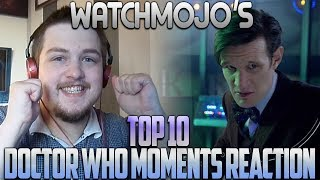 Top 10 Doctor Who Momentshttps://www.youtube.com/watch?v=X8uDBD-HIAYTwitter: https://www.twitter.com/LiamCatterson94Facebook: https://www.facebook.com/officialliamcattersonReactors League: https://www.facebook.com/groups/707985799328293/https://www.youtube.com/channel/UCPPwKQ5XaJq8dBqNC0NP3mAThis is property of Liam Catterson. You may used for Reaction Compilations or promotion material--------------------------------------------------------------WatchMojoUK has done a great treat in terms of videos for me to react to in the upcoming week, with the first case being Top 10 Doctor Who Moments which spans between Classic and NuWho moments of the show's 54 year history. Hope you enjoy this reaction.