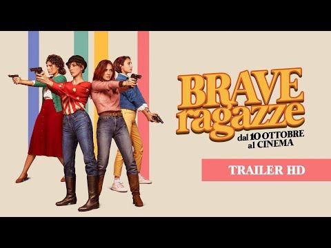 Preview Trailer Brave Ragazze, trailer ufficiale della commedia con Ambra Angiolini, Ilenia Pastorelli e Serena Rossi