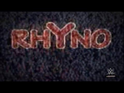 Rhyno Custom Titantron with ECW Theme - Dope (Debonaire)