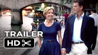 Nonton The Love Punch Official Trailer 1  2014    Pierce Brosnan  Emma Thompson Movie Hd Film Subtitle Indonesia Streaming Movie Download