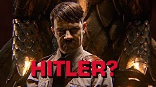 Who plays Villain in Kung Fury Short Film?