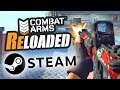 Combat Arms Reloaded On Steam First Look