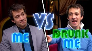 CHRIS INTERVIEWS DRUNK CHRIS: Sex