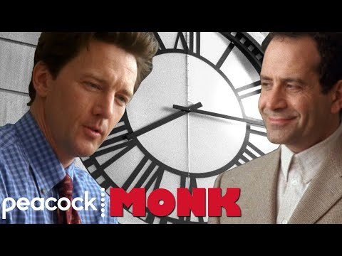 Monk Solves An Almost Perfect Crime | Monk