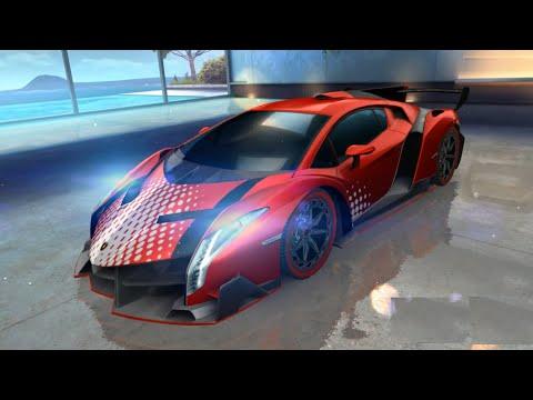 Asphalt 8 Lamborghini Veneno Fully Upgraded  photos