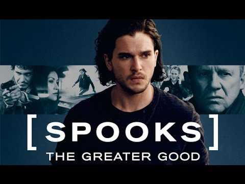 Spooks  The Greater Good – In Cinemas Now