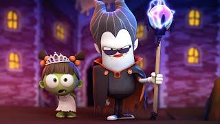 Video Spookiz | CULA ES MALÉFICA | Dibujos animados para niños | WildBrain MP3, 3GP, MP4, WEBM, AVI, FLV Februari 2019