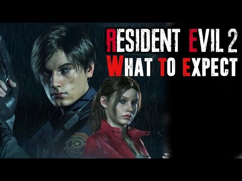 Resident Evil 2 Remake - What To Expect