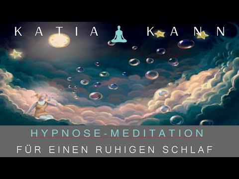 Hypnose für einen ruhigen Schlaf - gegen Schlafprobleme - Entspannung - Meditation
