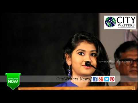 Download Vijay Tv Super Singer fame Nithyasri speaks about Eetti Movie at Success Meet HD Mp4 3GP Video and MP3