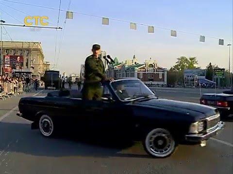 СТС-МИР репетиция парада