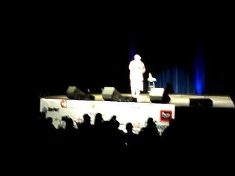 Larry the Cable Guy in Daytona, Florida