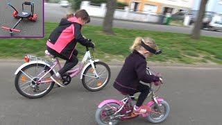 Video VLOG À ROULETTES • Tours de vélo pour Athena & Kalys qui se fait peur - Studio Bubble Tea MP3, 3GP, MP4, WEBM, AVI, FLV September 2017