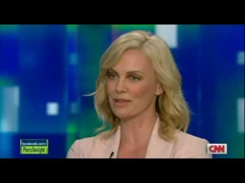 Charlize Theron pronouncing her name.
