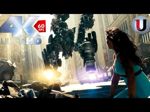 Transformers: Final Battle 2 - Ironhide In Action Movie Clip (4K HD)