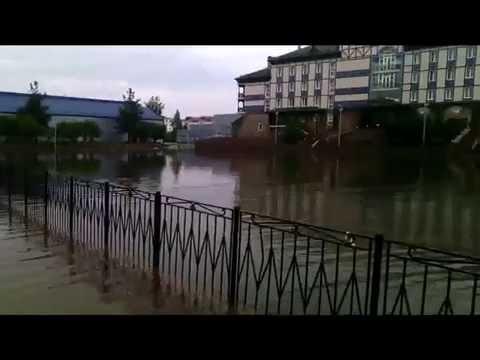 Потоп по-Югорски, 16.07.2016 г.