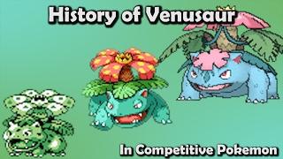 Download Lagu Most CONSISTENT Gen 1 Starter? - History of Venusaur in Competitive Pokemon (Gen 1-6) Mp3