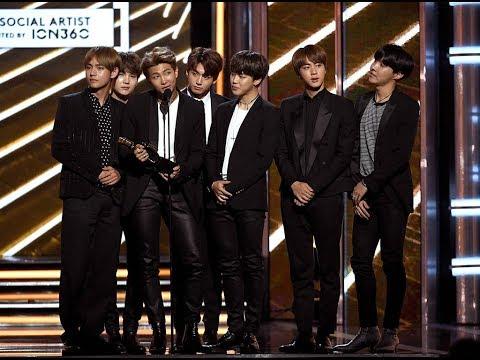 BTS wins at 'Billboard Music Awards'!