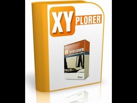 #XYplorer - альтернативный взгляд на управление файлами.