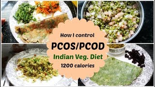 PCOS/PCOD: WHAT I EAT TO CONTROL IT?   Ranju N